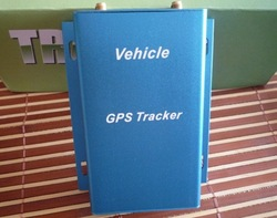 gsm tracker the SMS message to the authority Mobile No.tracker vt310/tk102/tk310/th210 tracking(China (Mainland))