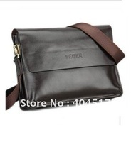 free shipping.microfiber pu leather business bag & travel bag, fashion men briefcases.