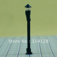 "MODEL LAMP FOR ARCHITECTURAL MODEL TRAIN LAYOUT T101 scale: 1:87~1:100 Approx. 6.5cm or 2.6""inch"
