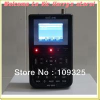 Приемник спутникового телевидения 3150 DHL SATLINK WS-6908 DVB-S Digital Satellite Finder Meter WS6908