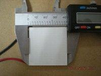 TEC1-12710T125,Max15.4V,40x40mm,thermoelectric cooler parts,peltier module,tec cooler,Tec module,