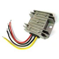 5 шт/много dc-dc конвертер бак модуль 12v 5v 3a 15w dc понижающие модуль автомобилей привело дисплей бак модуль питания # 090583