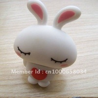 New arrival! Free shipping Kate cat Rubber USB flash drive 1GB/2GB/4GB/8GB/16GB