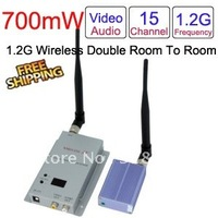 1.2G 900MW 15-CH Audio/Video Wireless Transmission and receiver / wireless AV sender