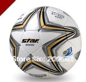 STAR sb145 High quality Match use Star football Soccer indoor outdoor use Standard 5# soccer ball Gift:pump gas pin net bag