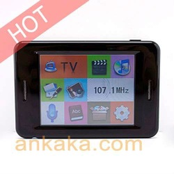 MP6 Player with Touchscreen 8GB(China (Mainland))