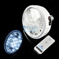 Rechargeable 110-240V 18 LED Emergency Light Lamp Remote Control EP-101 E27 Bulb Free Shipping