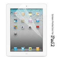 Clear LCD Screen Protector for iPad 2/3 with Retail Packing - 100 pcs, Free Shipping