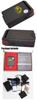 Realtime GSM GPRS GPS Tracker Mini Tracking System