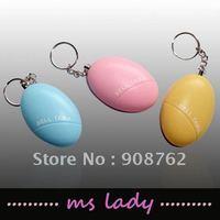 EMS Free Shipping! 50pcs/lot Novelty Items Anti-rape device personal anti rob alarm