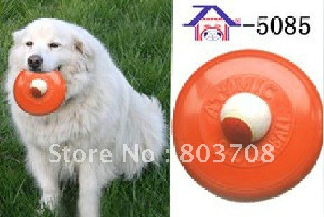 Wholesale/Retail pet toys,dog frisbee,High quality frisbee dog toys,pet dog toy,/pet training frisbee,pet suplies,ID:5085(China (Mainland))