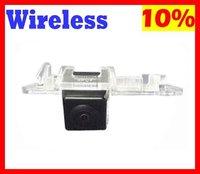 wireless Car Rear View Camera Rearview Reverse Backup for PEUGEOT 408 Sedan SS-724 parking assist reversing system