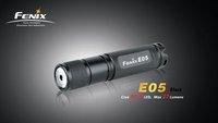 Fenix E05 Cree XP-E R2 LED AAA Keychain Flashlights LED waterproof torch flashlight free shipping