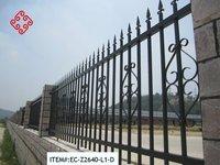 Anti-rust combined  fence  for Park,garden,Yard.Roadside