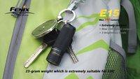 Fenix E15 Cree XP-E LED Compact Flashlight Torch Out Sports Hand Light Lamp New mini LED flashlight