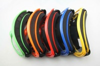 5pcs/lot Motorcycle Dirt Bike ATV Off-Road Ski Goggles Clear lens 5color Frame T815-3  snow goggles