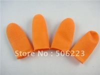 500 pieces of finger protector pink color for beauty salon hair extension application use