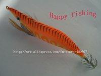 Luminous Squid Jig wood shrimp the most popular model Enjoy Retail Convinenc at Wholesale Price