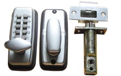 Free Shipping keypad Door Lock(China (Mainland))