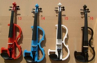 wholesale 16 kinds of style of electric violin, sending a wireless transmitter NO12020503200