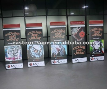Tradeshow Economical X Banner Stand