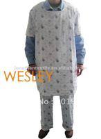 patient uniform/ patient apparel/ hospital uniform