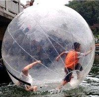 Make you crazy 2M walking Water Ball,Regular factory, more secure!