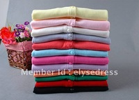 In Stock Hot Sale V-neck long Sleeve Cashmere sweaters 2012 women