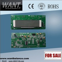 100% PCB for   electronic scale,platform scale,gold scale,Spare parts