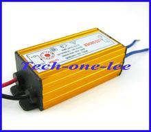10w LED Light Driver Waterproof Power Supply DC7V 12V 900mA free shipping