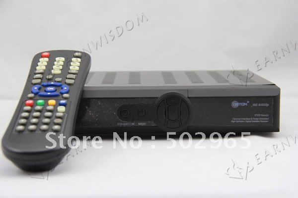 Free shipping HD X403P satellite receiver