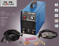 220/230/240V 200A 2 Years Warranty Inverter dc tig welder TIG200 free shipping