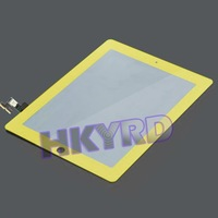 Replacement Touch Glass Digitizer Screen for iPad 2  Yellow B0009