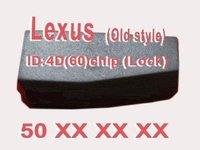 Lexus ID4D60 chip transponder chip. .. Locksmith Tools remote key shell,transponder key