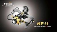 Fenix HP11 Cree XP-G R5 LED Headlamp Headlight Professional Headtorch Flashlight