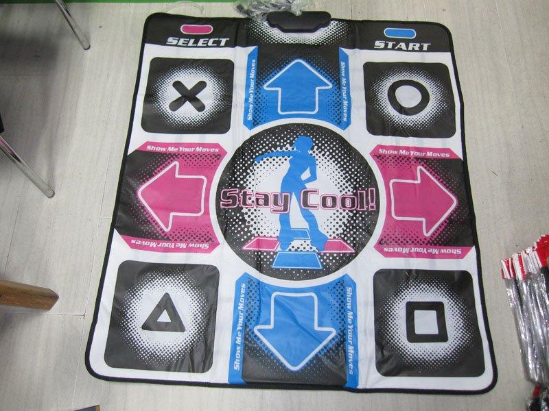 Free shipping, Non-Slip Dancing Step Dance Mat PC USB Mats Pads, Slimming game dance mat pad(China (Mainland))
