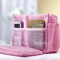 [MOQ=20 pcs] Makeup MP3 Storage Organizer Sundry bag Cosmetics receive Package Multi bag