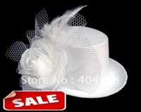 The bride's headdress / Wedding Jewelry / bride hair / show jewelry / pink small hat / 0115