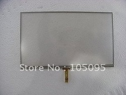 5 inch Touch Screen Digitizer For AT050TN33 AT050TN34 lcd panel(China (Mainland))