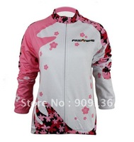 free shipping 050 fleece jersey Finder women's bicycle riding the service FAXIANZHE Ms. Winter suit