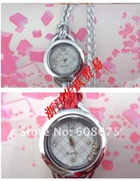 hot leather watch hand-knitted rope watch women' watch jelly watch high quality wrist watch