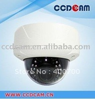 600TVL  vandalproof IR camera with Varifocal 4-9mm Lens on wholesale and retail