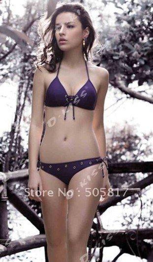 1 pc Sexy bikini sets sexy ladies swimwear purple B111004