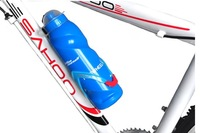 Cycling Bike Bicycle 700ml Sports Water Bottle blue crushed Soft water bottle free shipping
