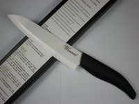 "New 6"" Chic Home Kitchen Cutlery Ceramic Knife 14.8CM-Blade ABS Handle TA6""AWH"