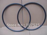 700C 24mm tubular rim 560g/pair  free brake pad of rim