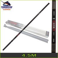$10 off per $100  fishing rod 4.5m length 2012 new fashion 8 section fishing pole fishing rods SG03 wholesale price