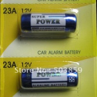 100pcs 23A 12V A23 VA23GA MS21 MN21 Alkaline Battery Remote Control Battery HK POST Free Shipping