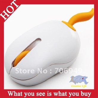 Free Shipping! 10pcs Popular Wireless Mouse Hot Selling Fashion Creative Pet Mouse Usb Compute Mouse -- CPT01 Wholesale(China (Mainland))