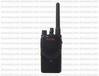 MT Magone A8 Interphone (Black)